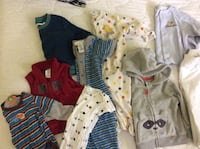 Sold PPU ...9 month baby boy clothes Belleville, K8P 3B6