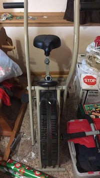 Black and gray altis elliptical trainer Smithsburg, 21783