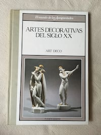 Artes decorativas del siglo XX. Art Decó Madrid, 28020