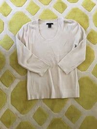 The softest sweater you've ever felt it's a small piece of heaventhe color more like off white than cream 973 mi
