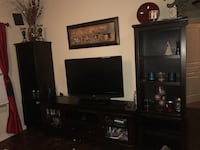 Entertainment center only Lubbock, 79424