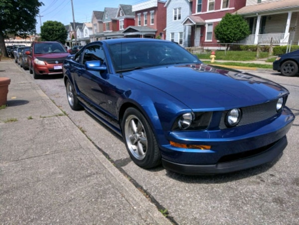 2006 Supercharged Ford Mustang GT