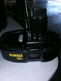 Dewalt 18volt battery for drill