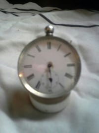 Silver Antique pocket watch Swiss made Vancouver, V6B 0C5