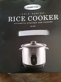 Rice  Cooker which is Steamer and Cooker  Albuquerque, 87120