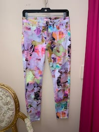 New Ted Baker Floral Skinny Jeans