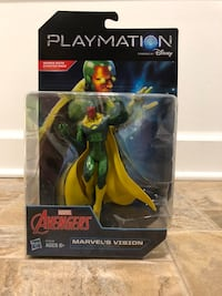 Vision Playmation Figure (New in box) Philadelphia, 19103