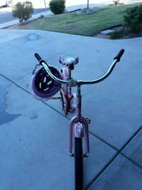 black and purple BMX bike Bakersfield, 93308