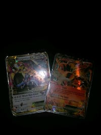 Two pokemon cards Middle River, 21220