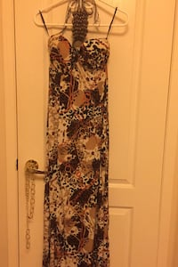 Maxi dress brand new size M-L Mississauga, L5A
