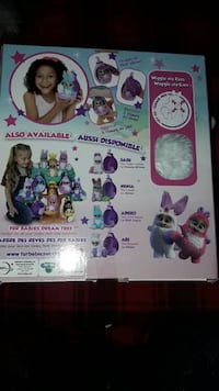 Brand new in Package Fur Babies World with Sleepy pod toy Toronto