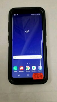 MINT Samsung Galaxy S8 64GB Black (Unlocked) Baltimore, 21216