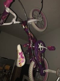 Toddler's purple and white bicycle Cumming, 30040