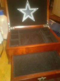 Cowboys jewelry box San Antonio, 78207