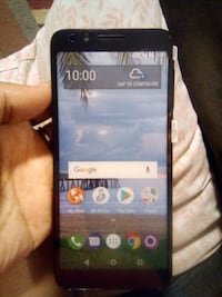 black Samsung Galaxy Android smartphone Hickory, 28602