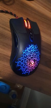 Bloody A9 Gamer mouse