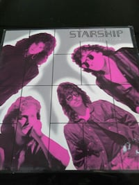 Starship music album Las Cruces, 88007
