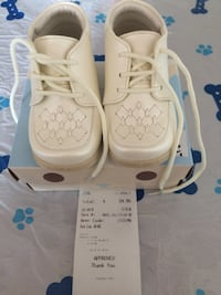 Brand new baby shoes size 4