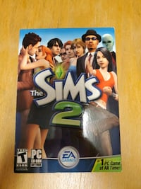 Sims 2 game (PC 2004) complete 4 disc Midwest City, 73130
