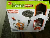 Hex bug nano watch tower North Vancouver, V7L 2S4