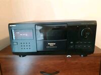 Sony CDP-CX 200 CD 200 disc player. Fishers, 46037