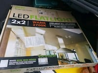 Brand new Pixie 2ft x 2Ft Led 50000 hrs Linden, 07036