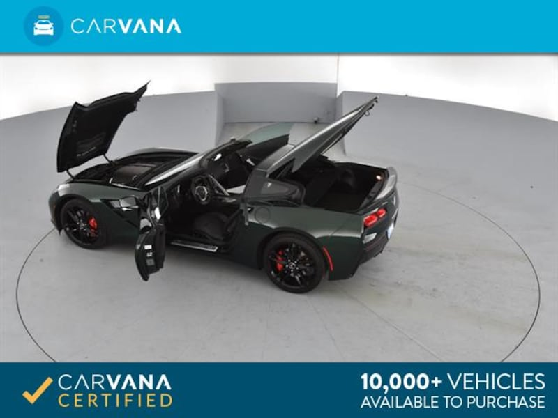 2014 Chevrolet Corvette Stingray Z51 Coupe 2D 6766fdfb-1b9d-4e69-8d71-034ac58f2101