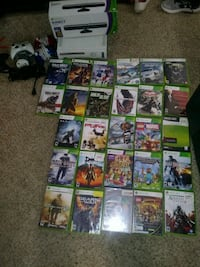 Xbox 360 game case lot Windsor, 17366