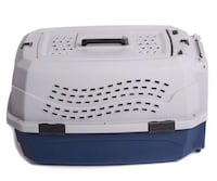white and black pet carrier Hyattsville, 20783