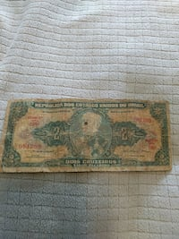 Old collectable 2$ Bill 314 mi