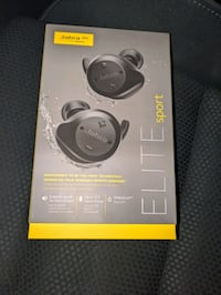 Jabra sport elite wireless earbuds