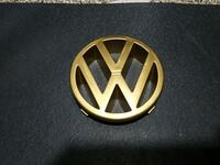 Original vw front logo