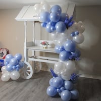 Balloon decorations Brampton