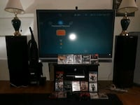 PS3 console and TV  West Valley City, 84119