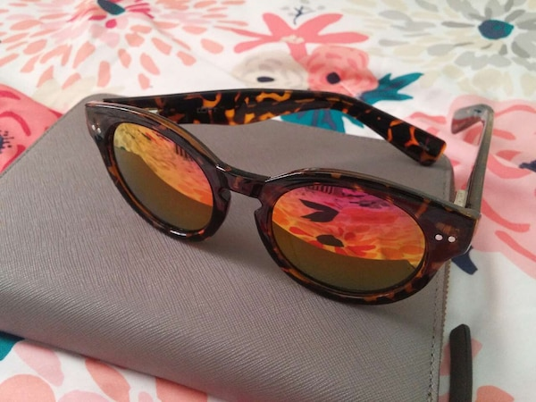 43c7aca28c Used Ann Taylor Loft Reflective Sunglasses for sale in Middlesex County