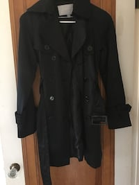 Jessica Simpson Black button-up coat Quincy, 02169