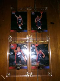 Basketball cards