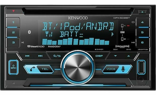 Used Kenwood Dpx502bt Car Stereo Pandora Usb Aux Au For In Chula Vista