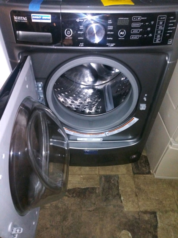 MaytaG front load washer new scratch and dent