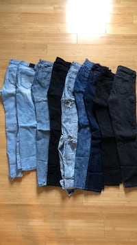 Women's Jeans Alfred and Plantagenet, K0B 1L0