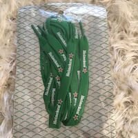 HEINEKEN Collectible Shoelaces (Unisex)