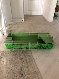 Rabbit cage  Vaughan