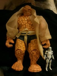 HUGE ...MARVEL THING  ACTION FIGURE. TOY..MINT 'Ewa Beach, 96706