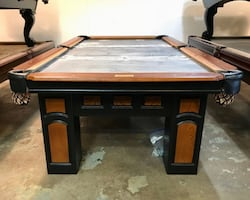Premium Used Pool Tables - Connelly Olhausen and Brunswicks