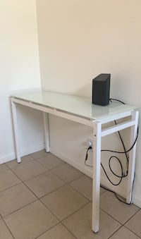 Side Console Table