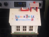 1971 Fisher Price Play Family school Laval, H7R 2B2