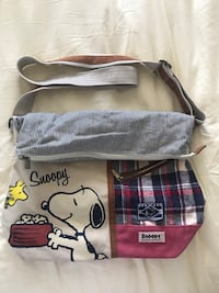 Snoopy canvas bag