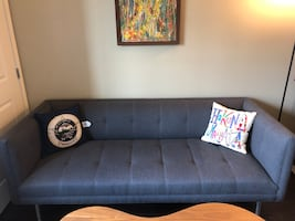 Room & Board Couch - lightly used $650 or best offer