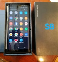 Samsung Galaxy S8 64gb Unlocked New Gaithersburg, 20879