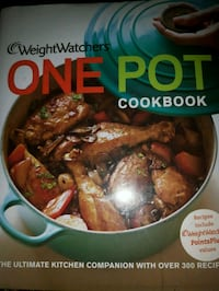 One pit weight watchers cookbook Sault Ste. Marie, P6B 4J1